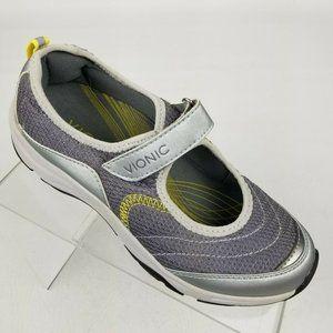Vionic Sunset Womens Mary Jane Sneakers Sz 5